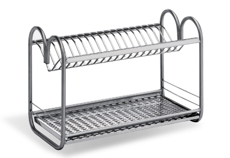 DISH RACKS - ELEGANT WALL-FITTED